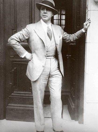 Mężczyzna w tangu argentyńskim – elegancja i ekstrawagancja.