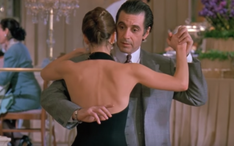 The Scent of a woman.